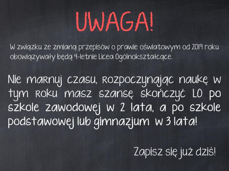 Studia podyplomowe w Grudziądzu!